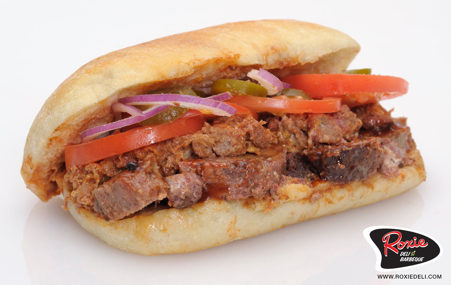 Roxie Meatloaf Sandwich – Meatloaf in a sandwhich, what? It's all ...