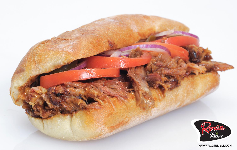 Roxie Pulled Pork Sandwich